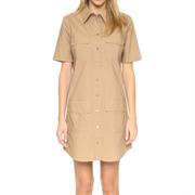 Equipment Kelp Remy Utility Dress