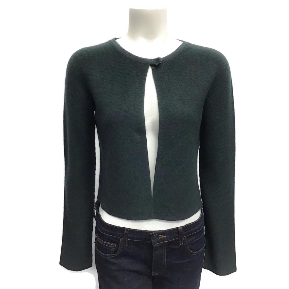 Fabiana Filippi Cashmere Forest Green Sweater