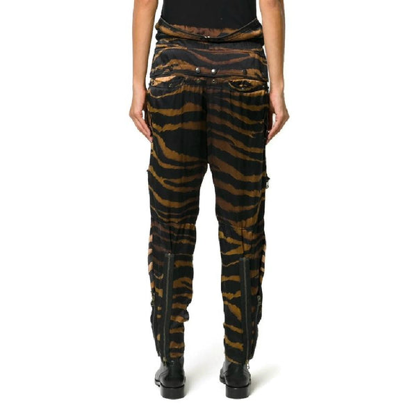 Faith Connexion Tiger Print Savannah Cargo Pants