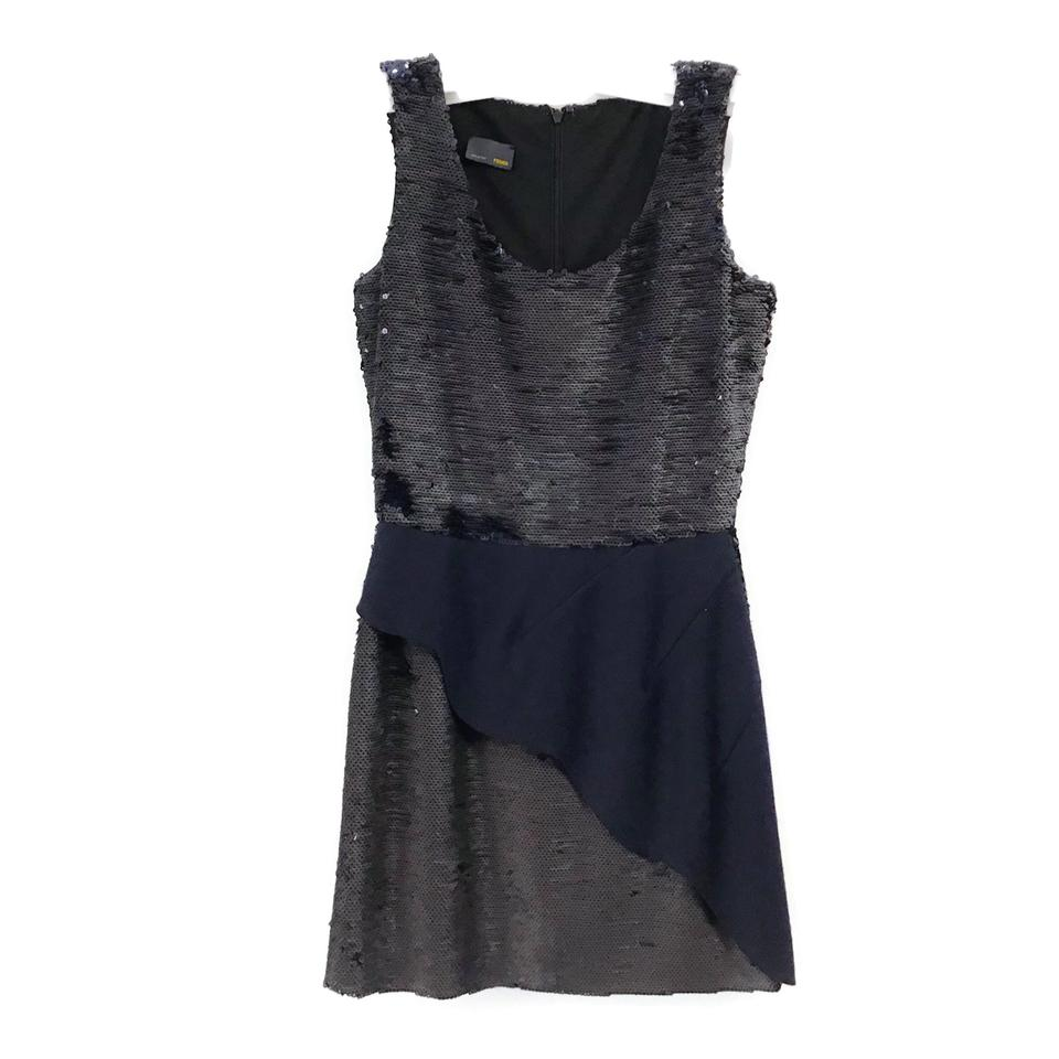Fendi Midnight Sequin Dress