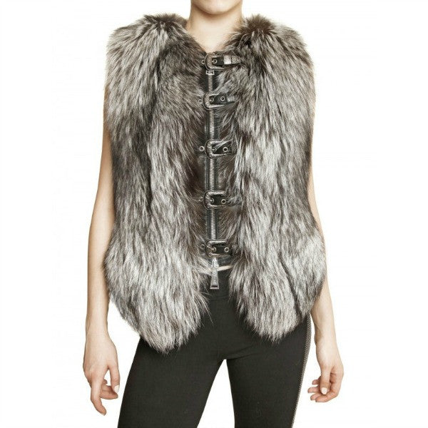 Got Your Soul Vest by Phillip Plein front