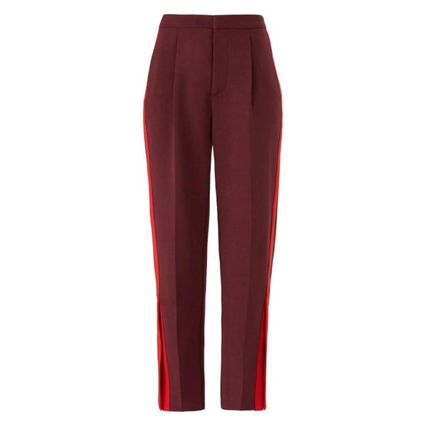 Habitual Fig / Molten Lava Abigail Pants