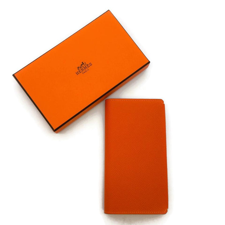 Hermès Orange Smart Classic Case