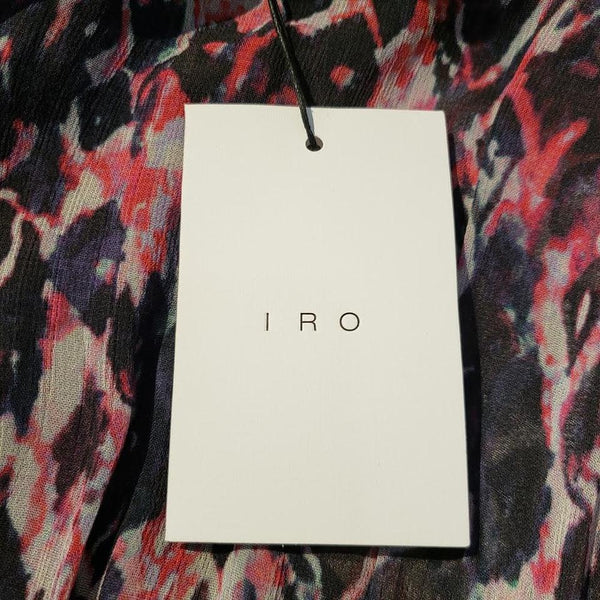 IRO Black / Pink Ohno Dress