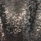 IRO Asymmetrical Sequin Skirt