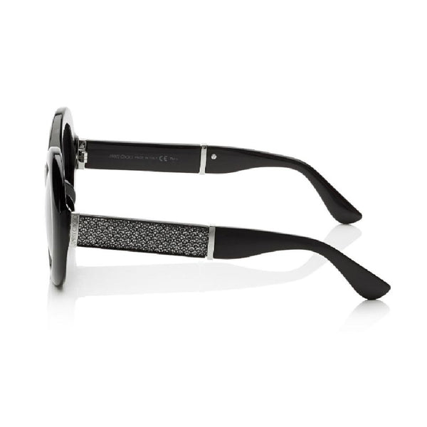 Jimmy Choo Black Wendy/S Sunglasses