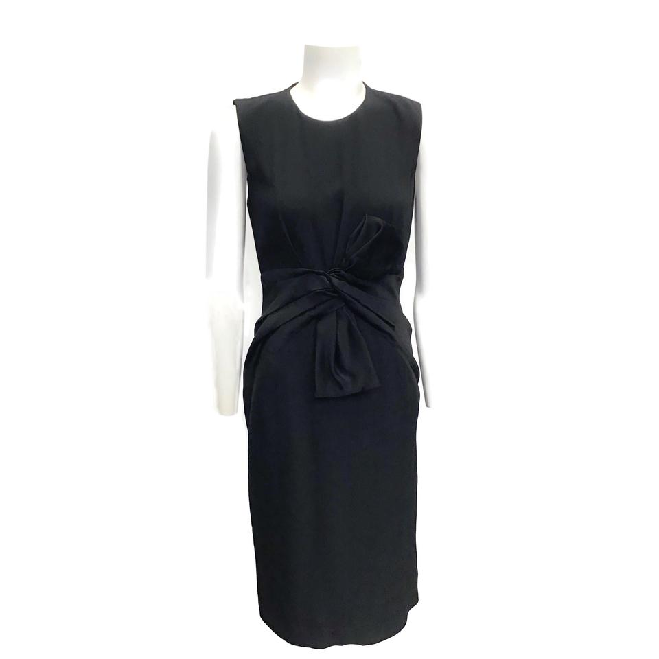 Kimora Lee Simmons Black Millicent Dress