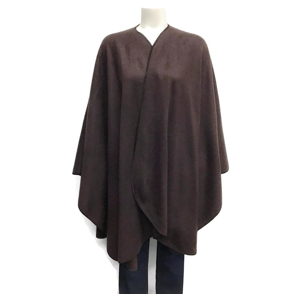 Loro Piana Brown Cashmere Cape
