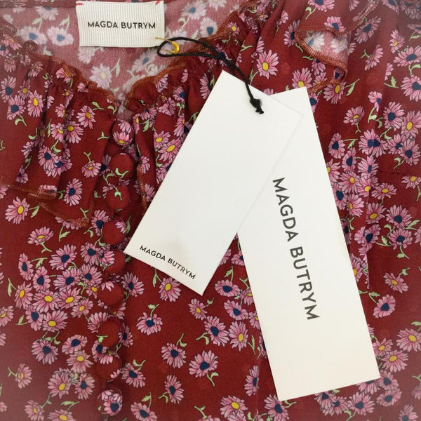 Magda Butrym Multicolored / Floral Pireus Blouse