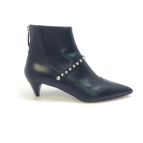 Studded Ankle Booties by Miu Miu outside