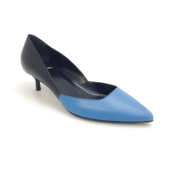 Two-toned Kitten Heel by Pierre Hardy