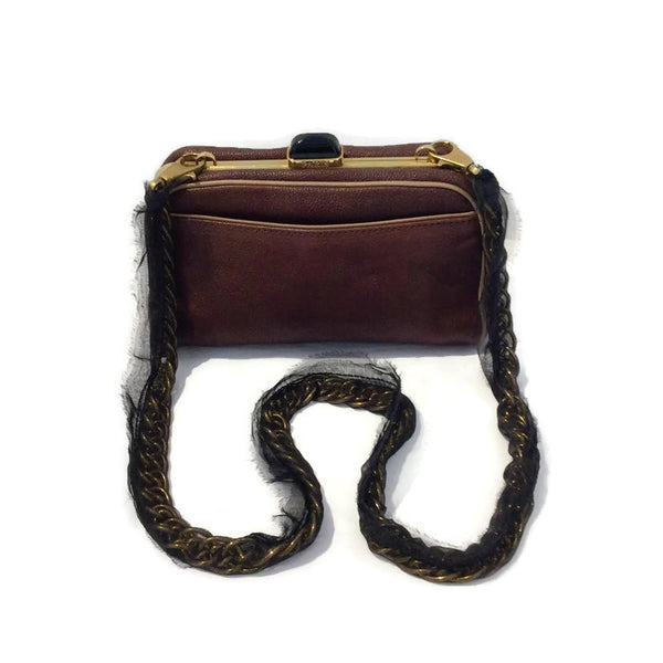 Mini Bag with Chain Strap by Lanvin with strap