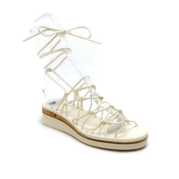 Dante Block Heel Knotted Sandals by Chloé