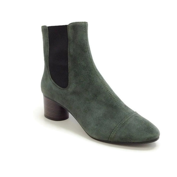 Danae Anthracite Booties by Isabel Marant