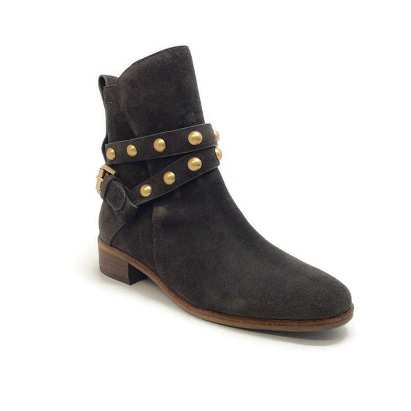 Sb27221 Brown Boots by See by Chloé