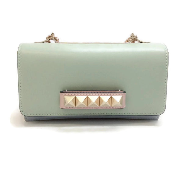 Knuckle Pastel Cross Body Bag by Valentino