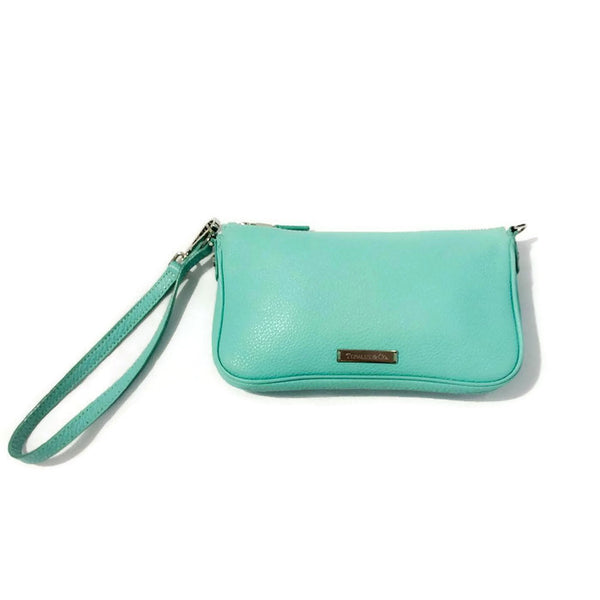 Tiffany Blue Wristlet by Tiffany & Co.