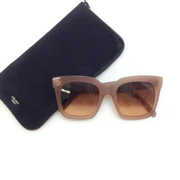 CL Tilda 41076/s Opal Brown Sunglasses by Céline