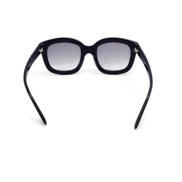 Christophe TF279 Black Sunglasses by Tom Ford inside