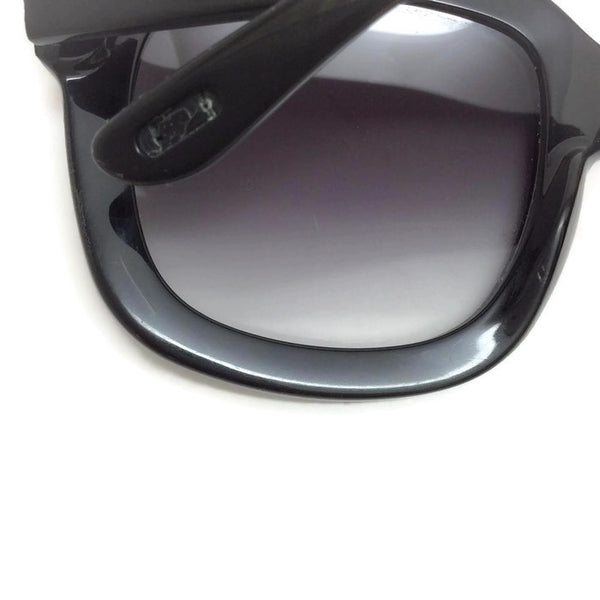 Christophe TF279 Black Sunglasses by Tom Ford missing logo