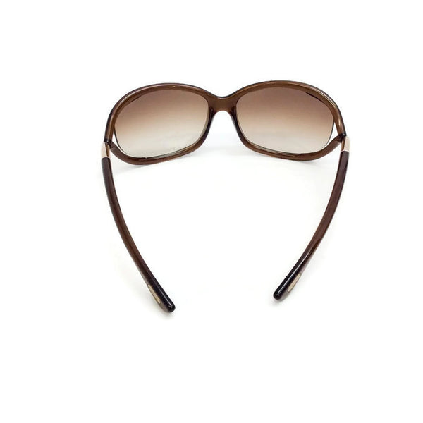 Jennifer T0008 Dark Brown Sunglasses by Tom Ford