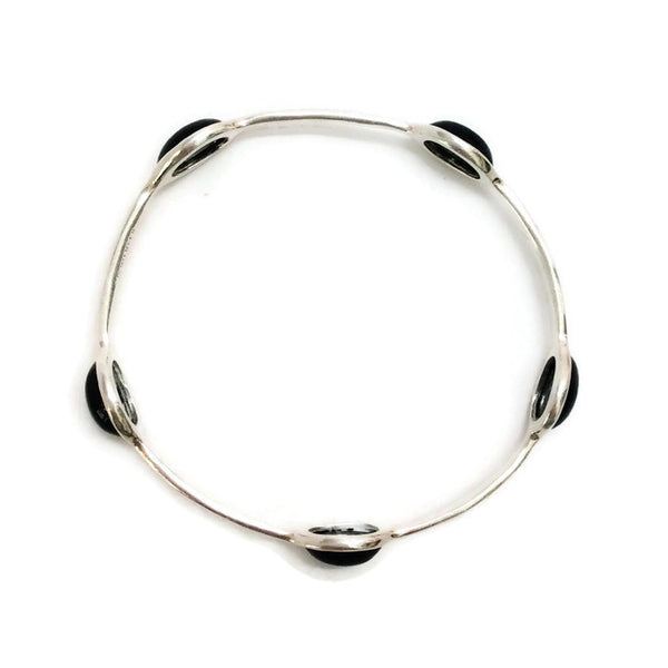 Polished 5 Stone Bangle by Ippolita top