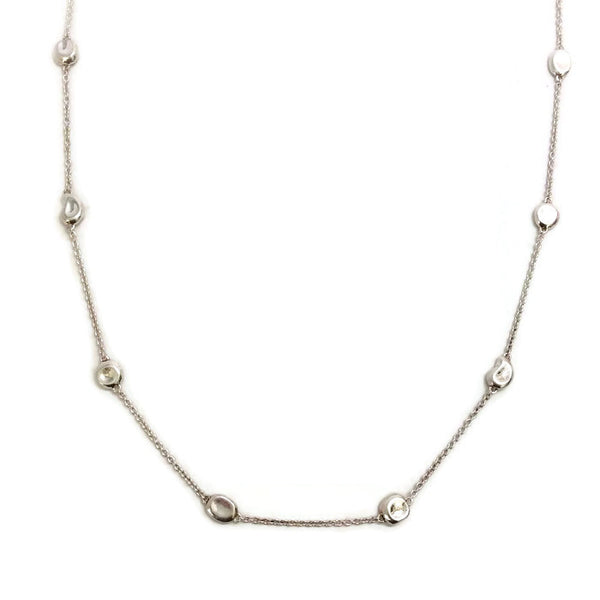 Sterling SIlver Mini Multi Necklace by Ippolita front