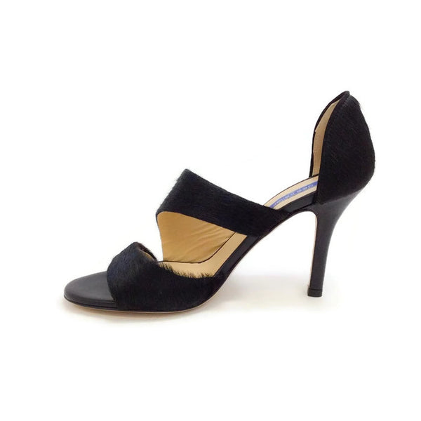 Margarite Black Pumps by Dee Keller inside