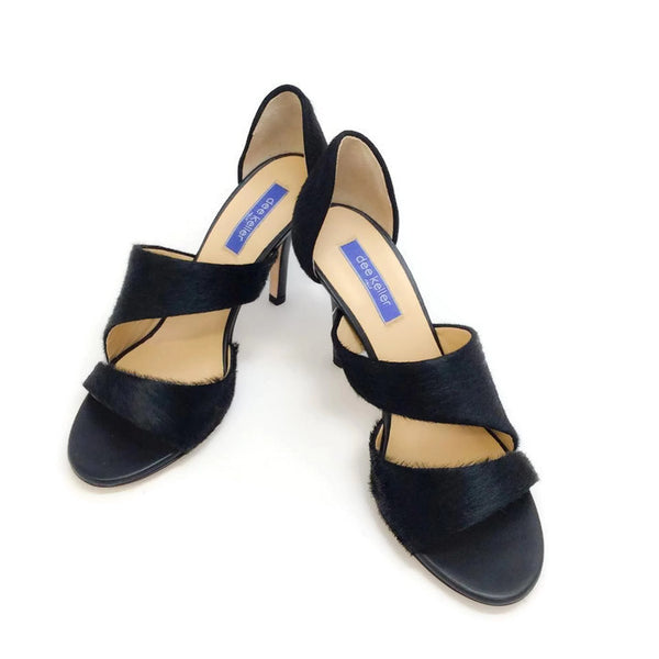 Margarite Black Pumps by Dee Keller pair