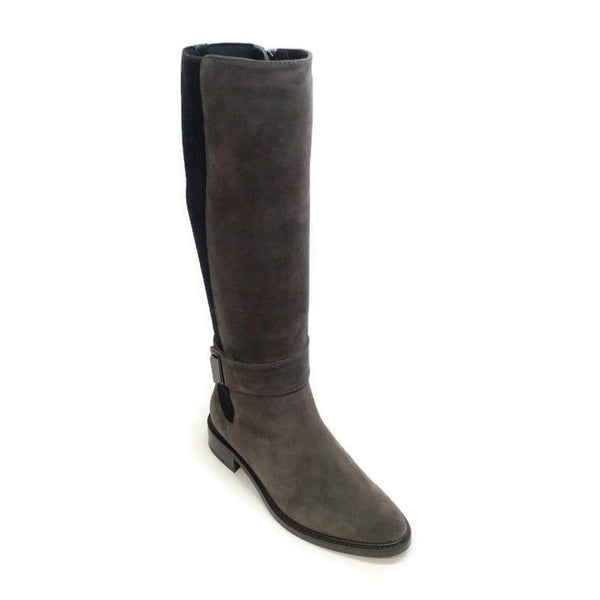 Giada Gray Boots by Aquatalia