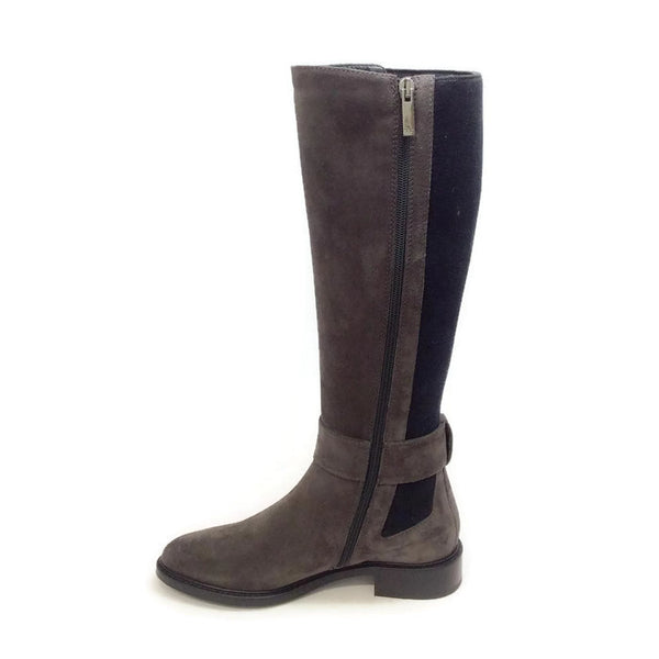 Giada Gray Boots by Aquatalia inside