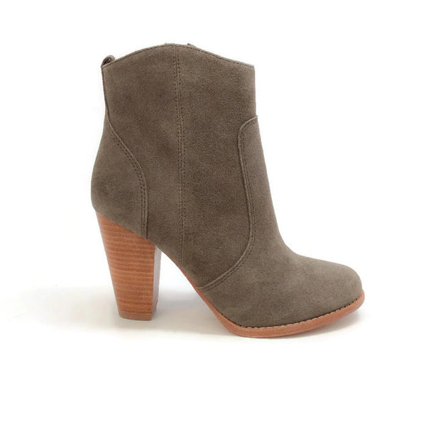 Dalton Charcoal Booties by Joie