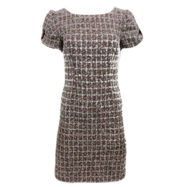 Tweed Dress by Fendi