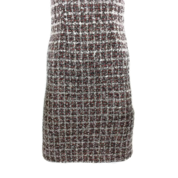 Tweed Dress by Fendi front bottom