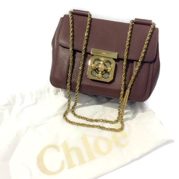 Elsie Shoulder Bag Chloé with dust bag
