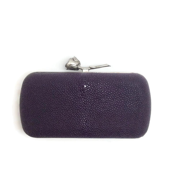 Stingray Julep Minaudiere by Lela Rose
