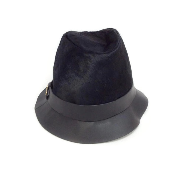 Capelli Donna Pony Fedora by Gucci