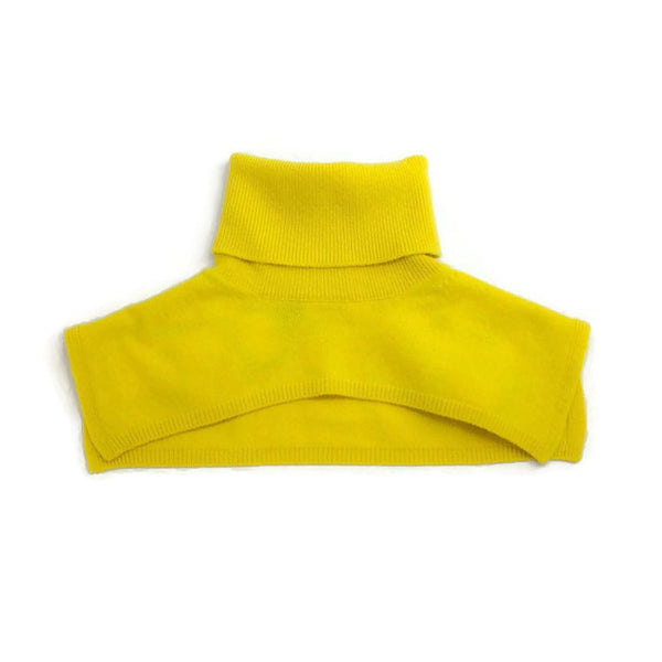 Cashmere Dickie Yellow by Jil Sander