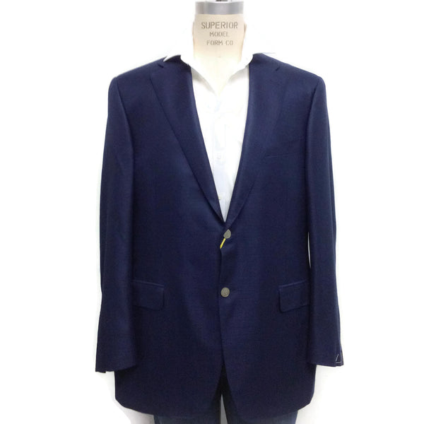 Navy Blue Sport Coat by Canali