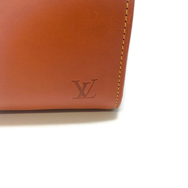 Louis Vuitton Speedy 30 Caramel Satchel