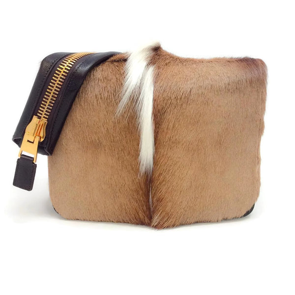Tom Ford Antelope Fur Shoulder Bag