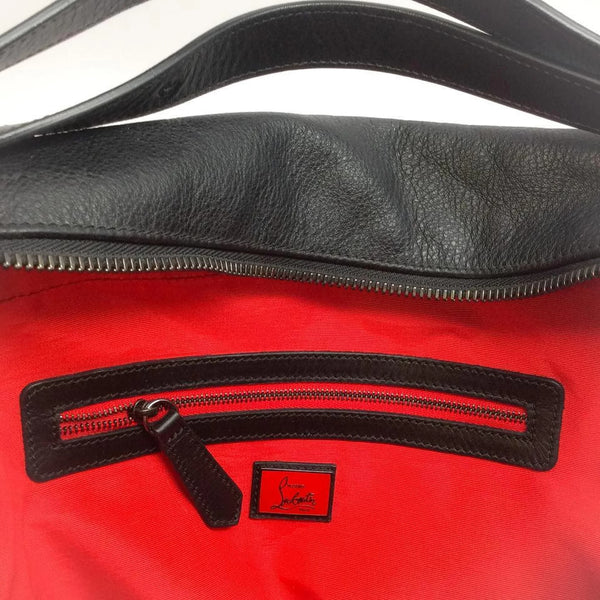 Christian Louboutin Large Tote With Strap Shoulder Bag
