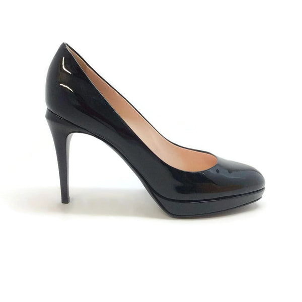 Fendi Sophie Decollete Black Pumps