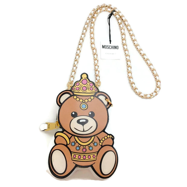 Moschino Bear Cross Body Bag