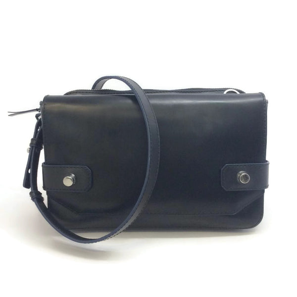 Mackage X PurseBlog Nomad Black Cross Body Bag