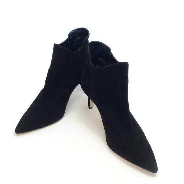 Sarah Flint Black Crawford Boots