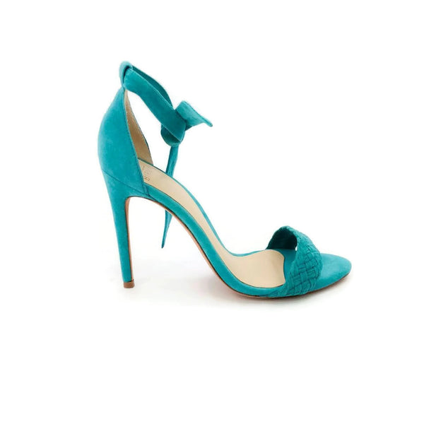 Alexandre Birman Aqua Rosemarie Pumps, side