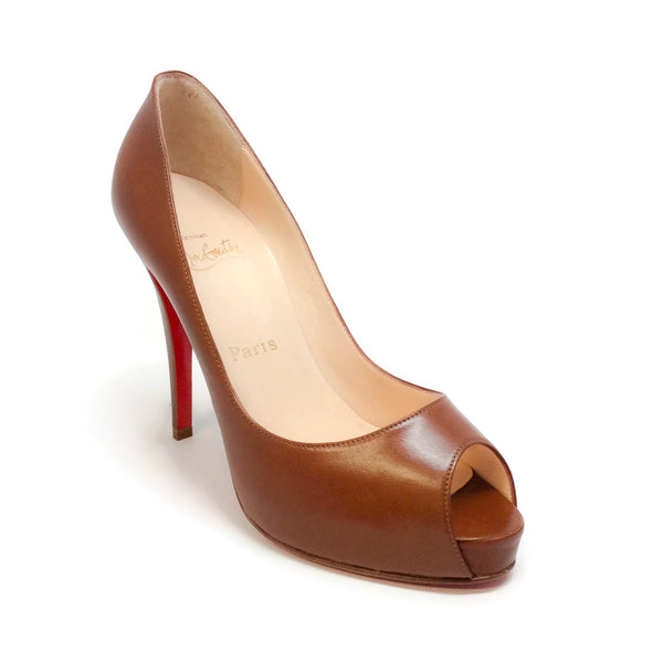 Christian Louboutin Luggage Very Prive Pumps