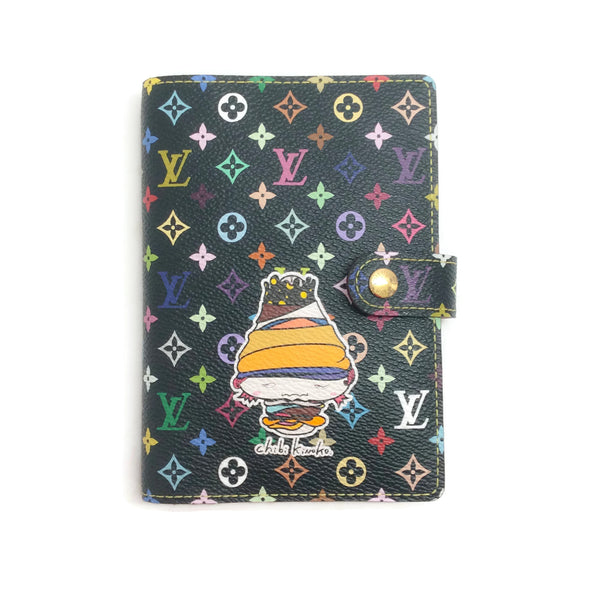 Louis Vuitton Multicolor Chibi Kinoko Agenda