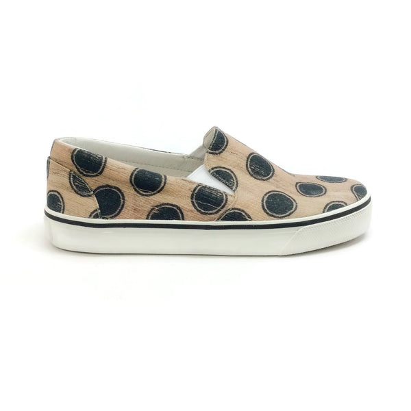 Étoile Isabel Marant Ecru Blumy Slip On Sneakers